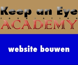 Bouw je eigen website: door Bas Verweij - de Keep an Eye Academy