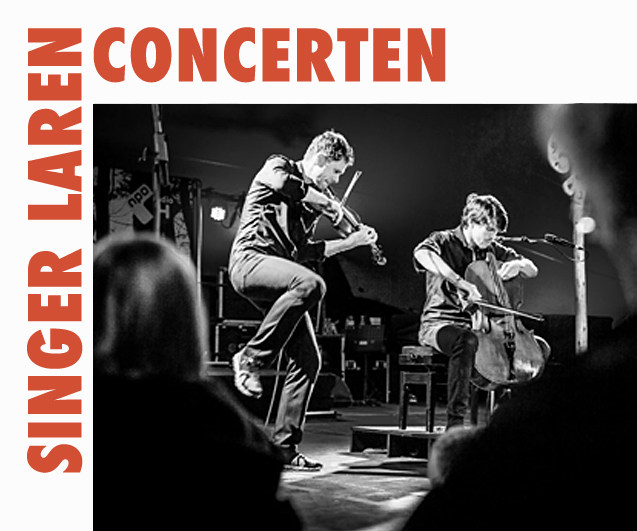 de Keep an Eye zomerconcerten #1